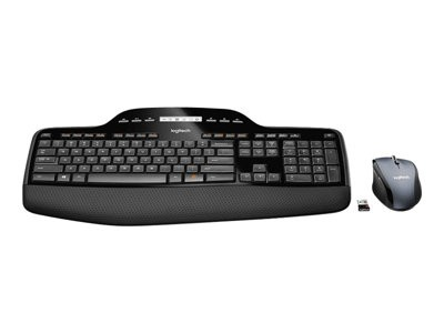 Logitech Wireless Desktop MK710 - Tastatur-und-Maus-Set