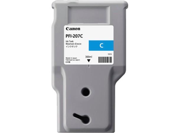 Canon PFI-207 C - 300 ml - Cyan
