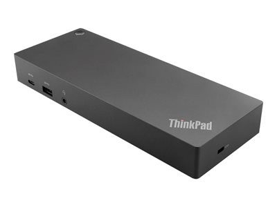 Lenovo - ThinkPad Hybrid USB-C with USB-A Dock