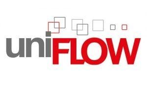 uniFLOW - Online adv. Scan + sec. Print