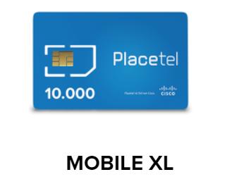 Placetel Mobile XL